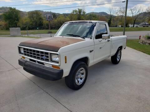 1988 Ford Ranger for sale at HIGHWAY 12 MOTORSPORTS in Nashville TN