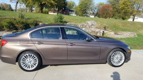 2013 BMW 3 Series for sale at HIGHWAY 12 MOTORSPORTS in Nashville TN