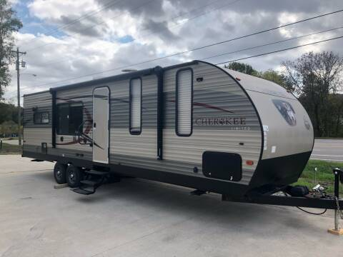 2016 Forest River Cherokee 27ft for sale at HIGHWAY 12 MOTORSPORTS in Nashville TN