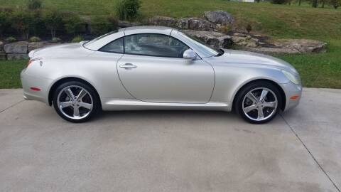 2003 Lexus SC 430 for sale at HIGHWAY 12 MOTORSPORTS in Nashville TN