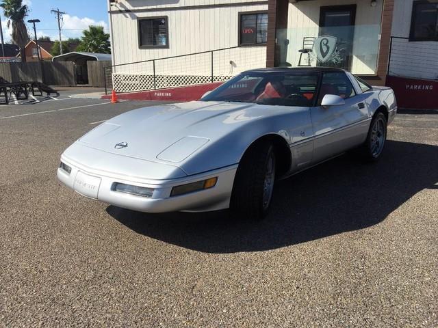 1996 Chevrolet Corvette for sale at Barrett Auto Gallery in Mcallen TX