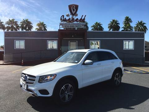 2016 Mercedes-Benz GLC for sale at Barrett Auto Gallery in Mcallen TX