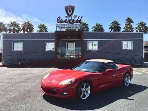2006 Chevrolet Corvette for sale at Barrett Auto Gallery in Mcallen TX