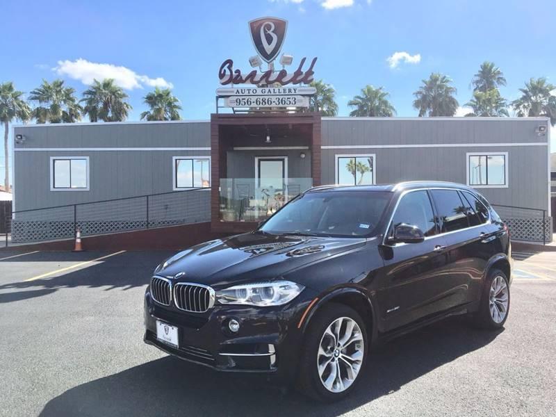 2014 BMW X5 for sale at Barrett Auto Gallery in Mcallen TX