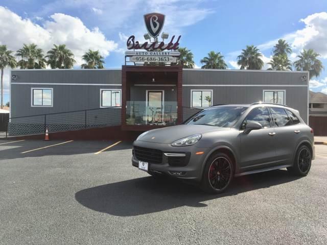 2016 Porsche Cayenne for sale at Barrett Auto Gallery in Mcallen TX