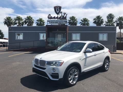 2016 BMW X4 for sale at Barrett Auto Gallery in San Juan TX