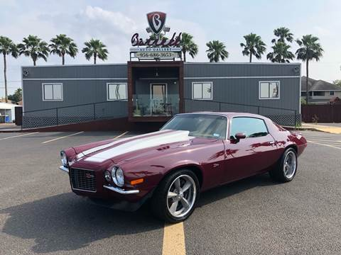 1970 Chevrolet Camaro for sale in Mcallen, TX