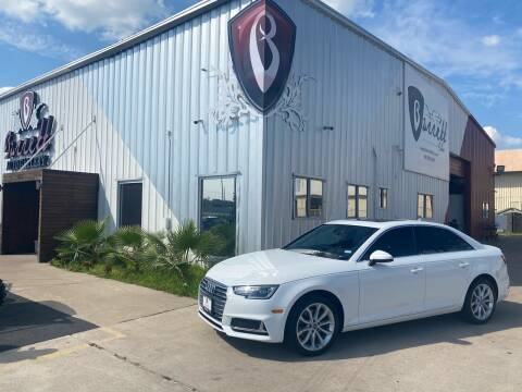 2019 Audi A4 for sale at Barrett Auto Gallery in San Juan TX