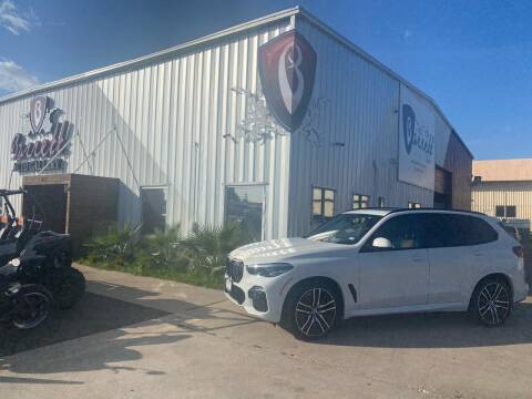 2020 BMW X5 for sale at Barrett Auto Gallery in San Juan TX