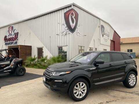 2018 Land Rover Range Rover Evoque for sale at Barrett Auto Gallery in San Juan TX