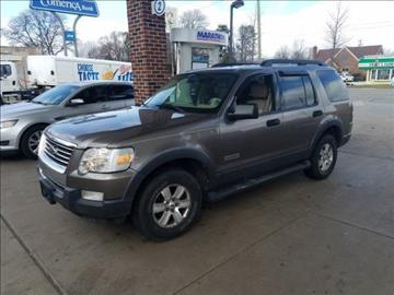 2006 Ford Explorer for sale in Redford, MI
