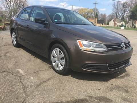 2011 Volkswagen Jetta for sale in Redford, MI