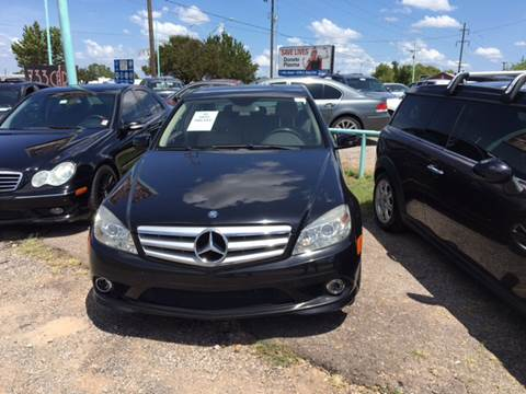 2010 Mercedes-Benz C-Class for sale at 733 Cars in Oklahoma City OK
