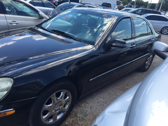 2000 Mercedes-Benz S-Class for sale at 733 Cars in Oklahoma City OK