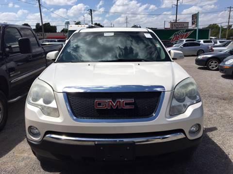 2007 GMC Acadia for sale at 733 Cars in Oklahoma City OK