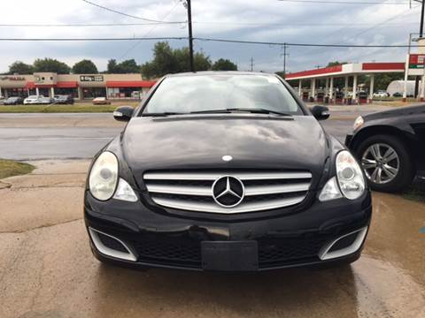 2007 Mercedes-Benz R-Class for sale at 733 Cars in Oklahoma City OK