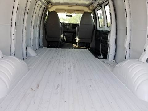 2015 Chevrolet Chevy Van for sale at 733 Cars in Oklahoma City OK