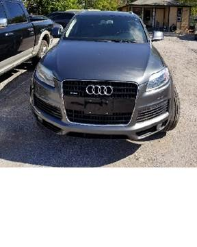 2007 Audi Q7 for sale at 733 Cars in Oklahoma City OK