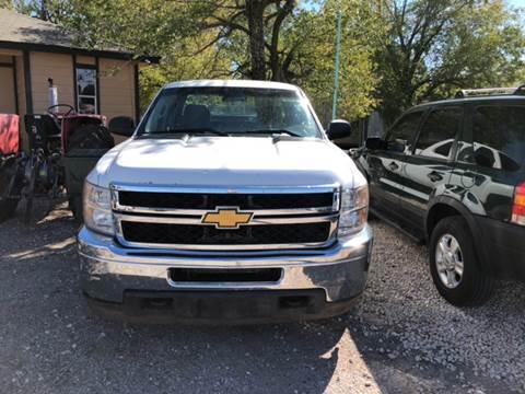 2013 Chevrolet Silverado 2500HD for sale at 733 Cars in Oklahoma City OK