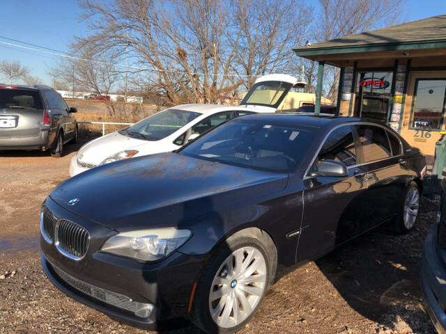 2011 BMW 7 Series ActiveHybrid 750Li 4dr Sedan