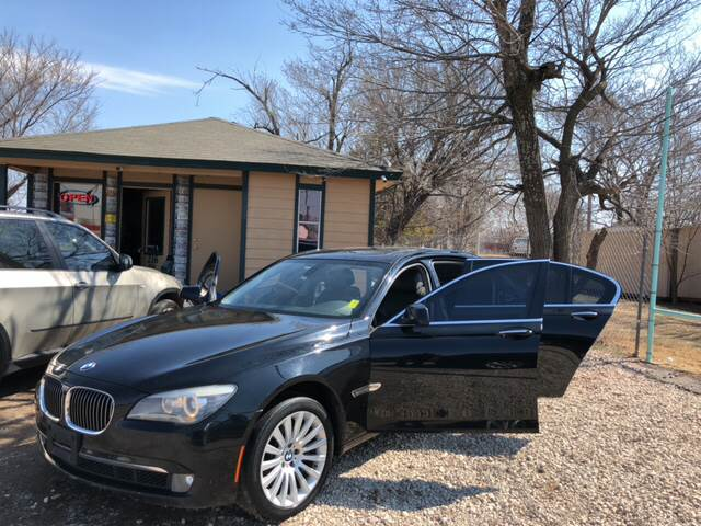 BMW Series For Sale CarGurus - Bmw 2009 7 series for sale