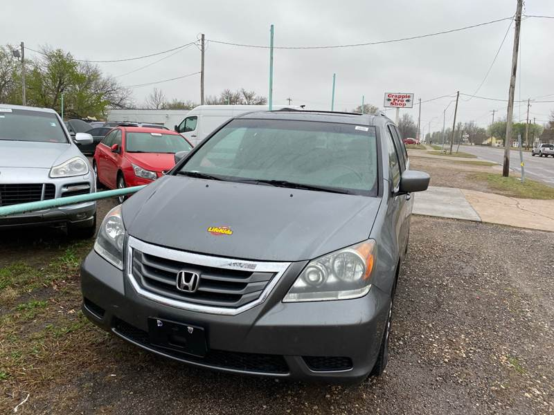 2009 Honda Odyssey EX-L 4dr Mini-Van w/DVD - Oklahoma City OK