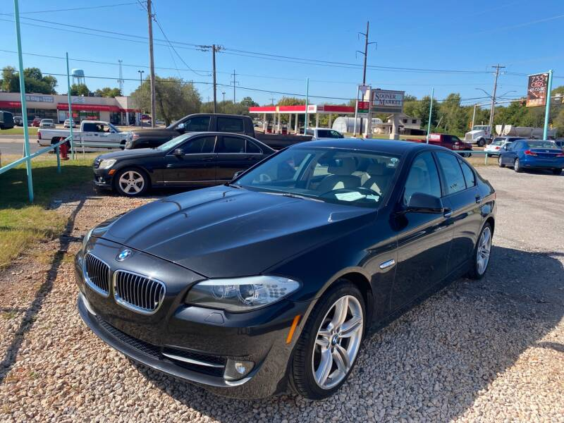 2011 BMW 5 Series 535i 4dr Sedan - Oklahoma City OK