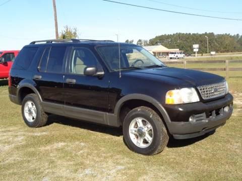 2003 Ford Explorer for sale in Coward, SC