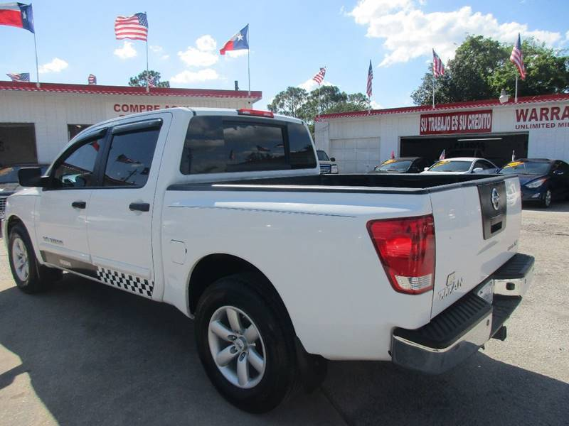 2011 Nissan Titan for sale at Giant Auto Mart 2 in Houston TX
