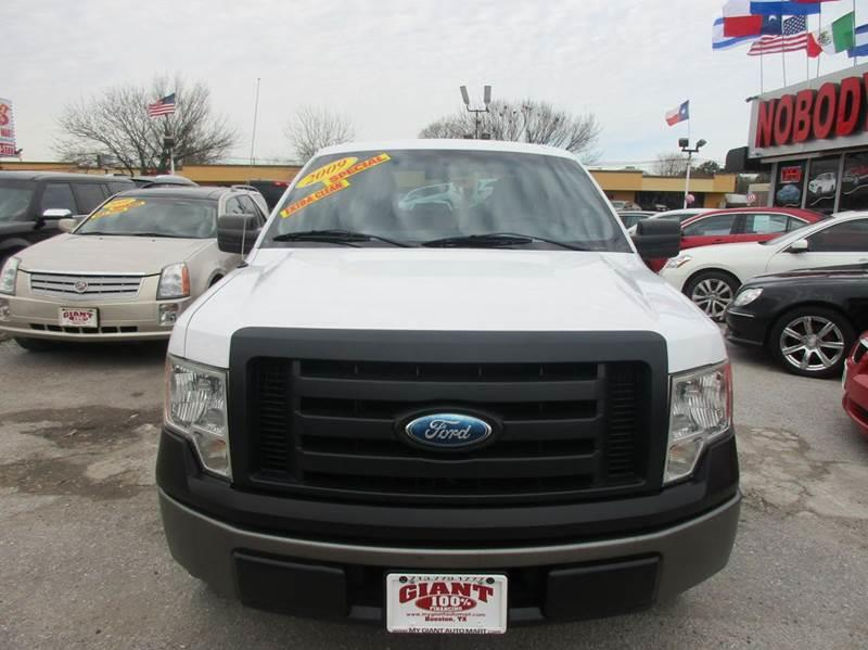 2009 Ford F-150 for sale at Giant Auto Mart 2 in Houston TX