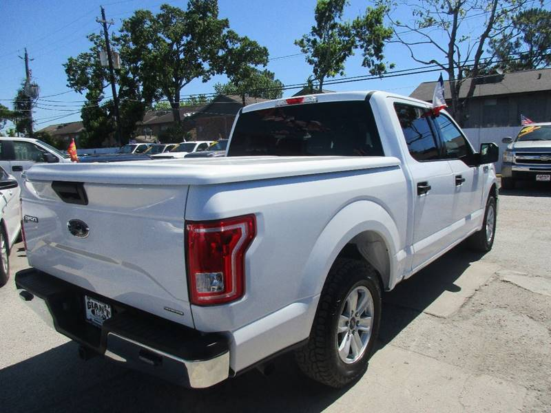 2015 Ford F-150 for sale at Giant Auto Mart 2 in Houston TX