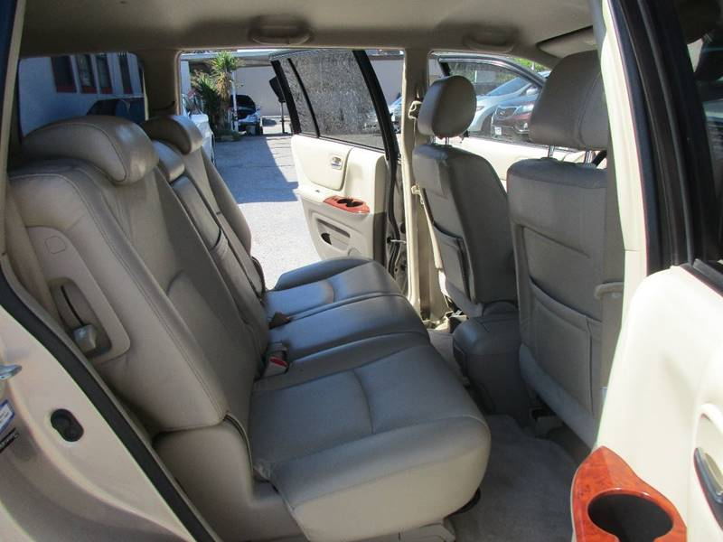 2005 Toyota Highlander for sale at Giant Auto Mart 2 in Houston TX