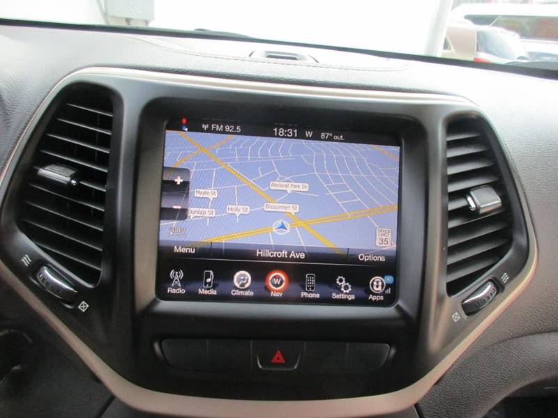 2014 Jeep Cherokee for sale at Giant Auto Mart 2 in Houston TX