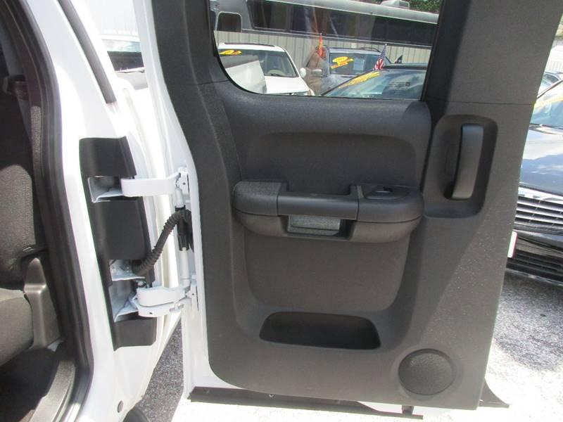2010 Chevrolet Silverado 2500HD for sale at Giant Auto Mart 2 in Houston TX