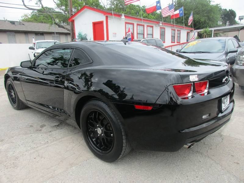2011 Chevrolet Camaro for sale at Giant Auto Mart 2 in Houston TX