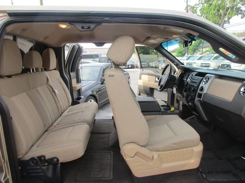 2012 Ford F-150 for sale at Giant Auto Mart 2 in Houston TX
