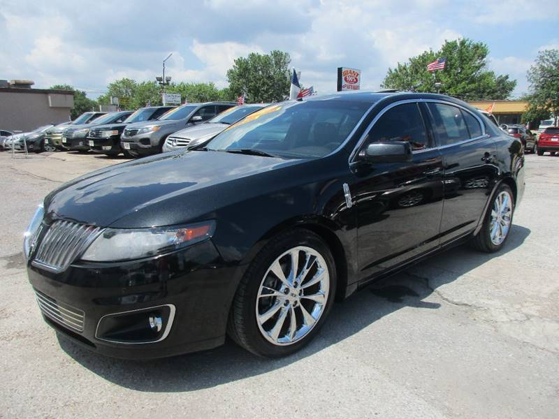 2010 Lincoln MKS for sale at Giant Auto Mart 2 in Houston TX