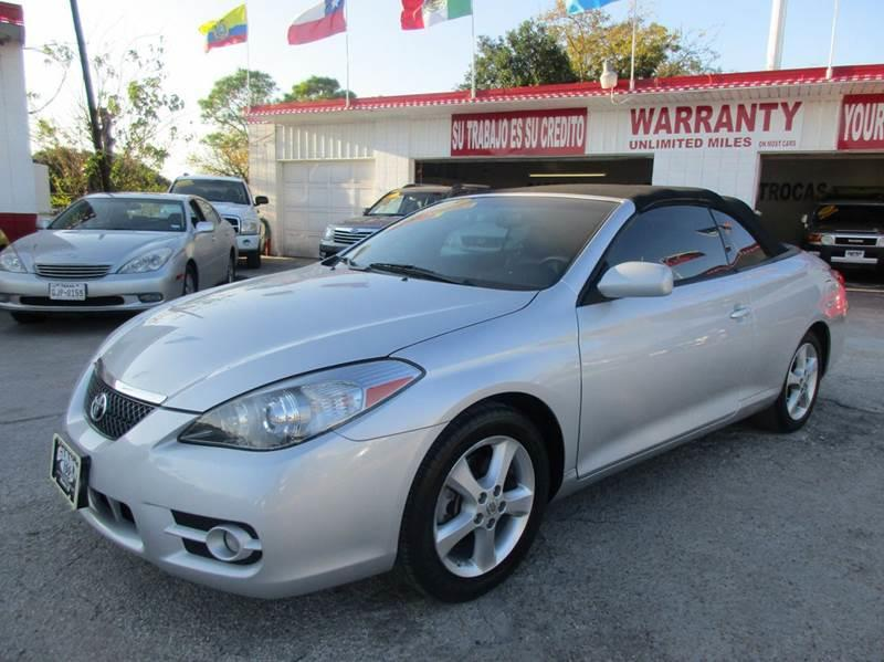 2008 Toyota Camry Solara for sale at Giant Auto Mart 2 in Houston TX