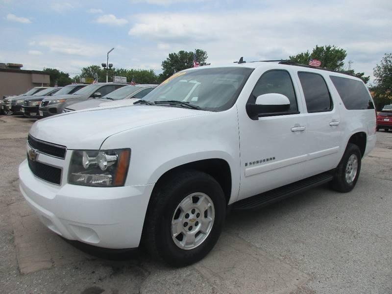 2007 Chevrolet Suburban for sale at Giant Auto Mart 2 in Houston TX