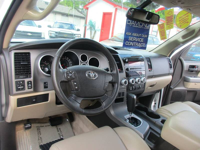 2011 Toyota Sequoia for sale at Giant Auto Mart 2 in Houston TX