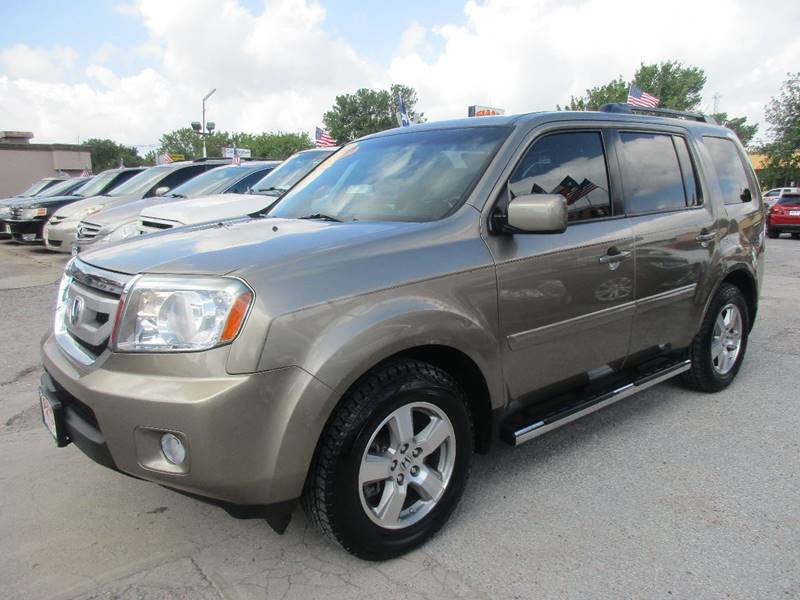 2010 Honda Pilot for sale at Giant Auto Mart 2 in Houston TX