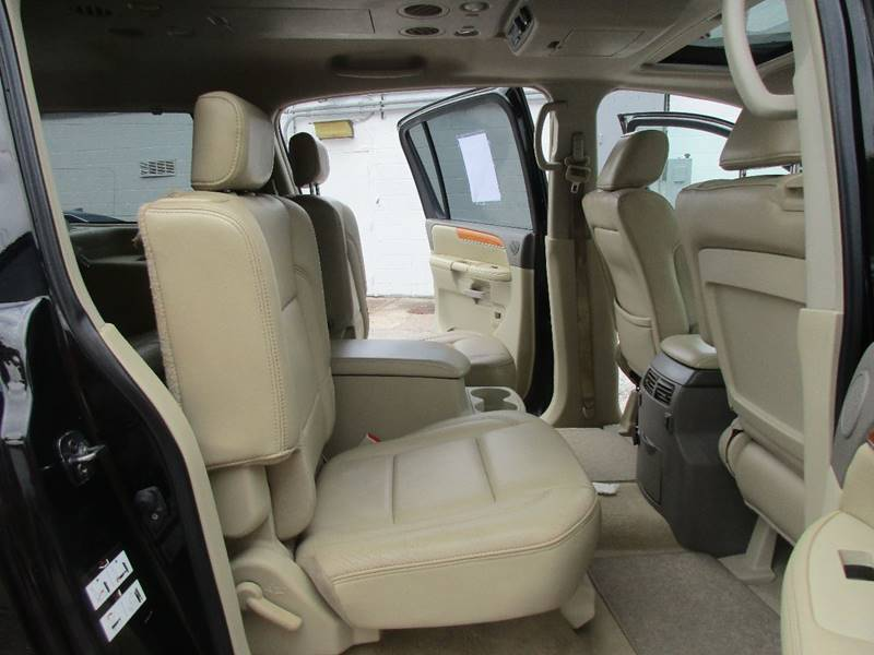 2008 Infiniti QX56 for sale at Giant Auto Mart 2 in Houston TX