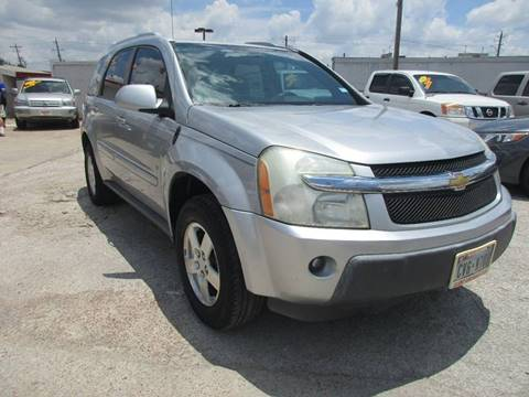 2006 Chevrolet Equinox for sale at Giant Auto Mart 2 in Houston TX