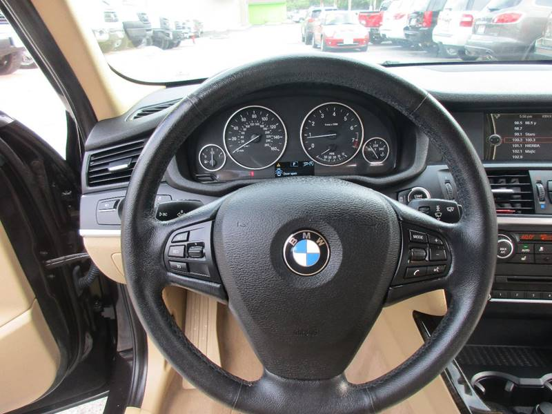 2013 BMW X3 for sale at Giant Auto Mart 2 in Houston TX