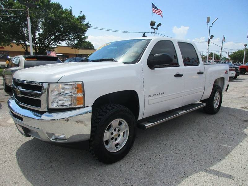 2010 Chevrolet Silverado 1500 for sale at Giant Auto Mart 2 in Houston TX