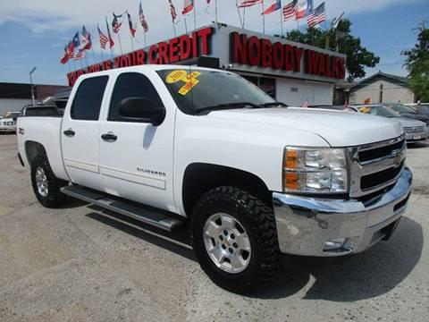 2010 Chevrolet Silverado 1500 for sale at Giant Auto Mart 2 in Houston TX