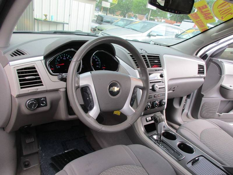 2010 Chevrolet Traverse for sale at Giant Auto Mart 2 in Houston TX