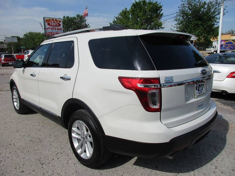 2011 Ford Explorer for sale at Giant Auto Mart 2 in Houston TX