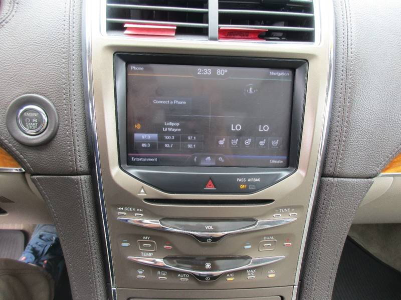 2011 Lincoln MKX for sale at Giant Auto Mart 2 in Houston TX