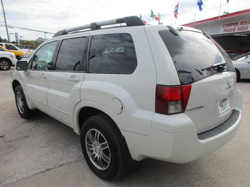 2005 Mitsubishi Endeavor for sale at Giant Auto Mart 2 in Houston TX